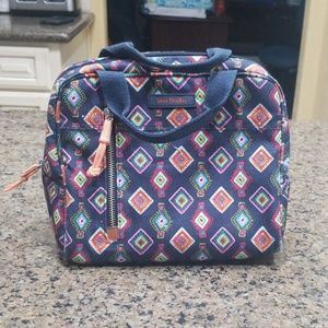 Vera Bradley Painted Medallions Lunch Kit